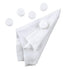 100 PCs Portable Travel Towels