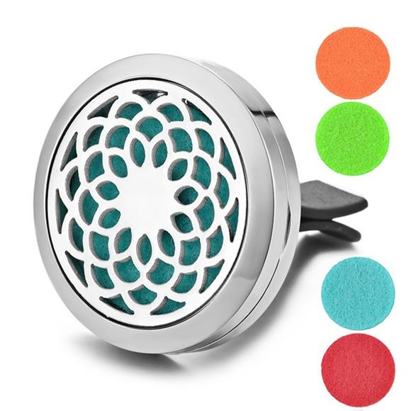 Essential Oil Car Diffuser
