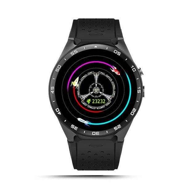 Best Rated MTK™ SmartFit GPS Smartwatch Android/iOS