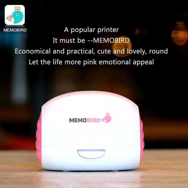 Memobird Mobile Printer