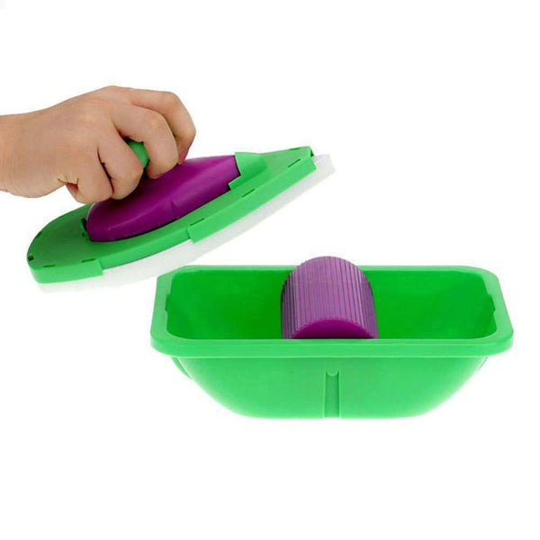 Point and Paint Roller with Tray Set