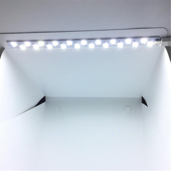 Portable Led Studio Photo Box