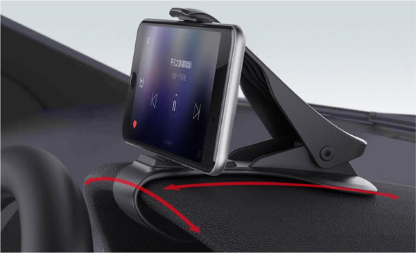 Car Dash Clip-on Phone Holder
