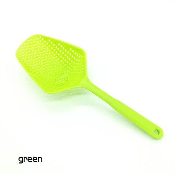 Nylon Scoop Shaped Spoon Colander