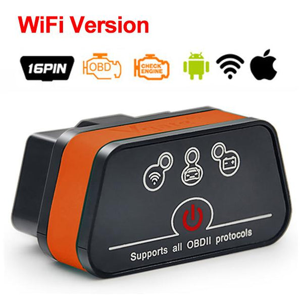 iCar2 Bluetooth OBD2 Diagnostic Scanner