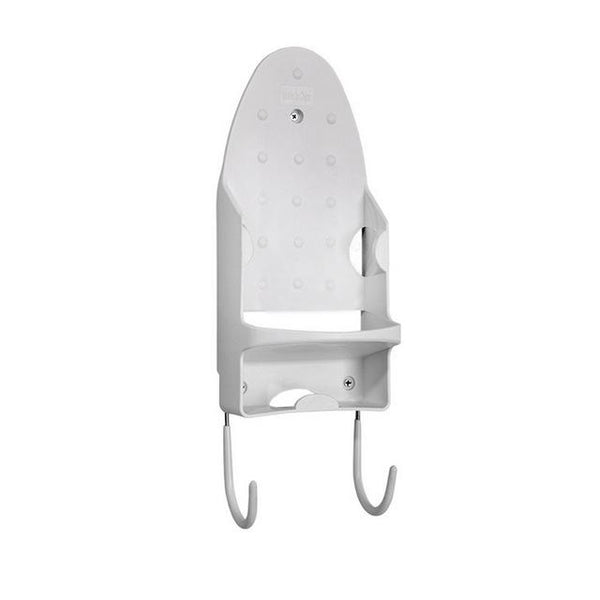 Home Dryer Stand Flat Iron Wall Plate Holder
