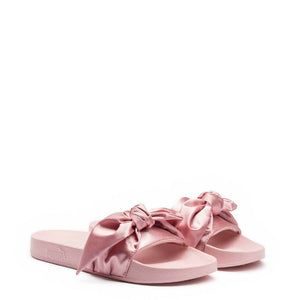 Tongs Puma rose - chaussure femme