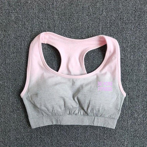 Blend Seamless Sports Bra-Sports Bra-Be More Fitness® Ltd-S-Light Pink-Be More Fitness® Ltd