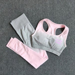 Blend Seamless Sports Bra-Sports Bra-Be More Fitness® Ltd-Be More Fitness® Ltd