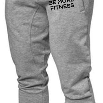 Men's Performance Joggers-Joggers-Be More Fitness UK-M-Be More Fitness® Ltd