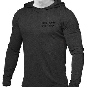 Performance Hoodie-hoodie-Be More Fitness UK-M-Be More Fitness® Ltd