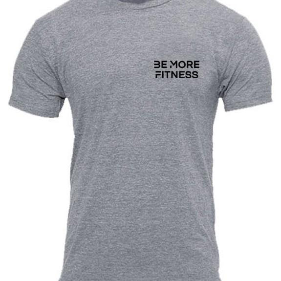 Performance T-Shirt-T-Shirt-Be More Fitness UK-M-Be More Fitness® Ltd