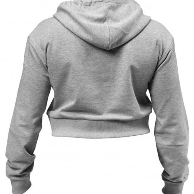 Cropped Hoodie-hoodie-Be More Fitness UK-Be More Fitness® Ltd