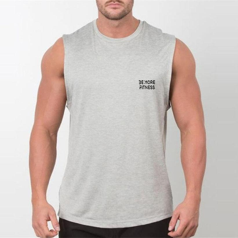 Sleeveless Tank Top-Tank Top-Be More Fitness® Ltd-Be More Fitness® Ltd