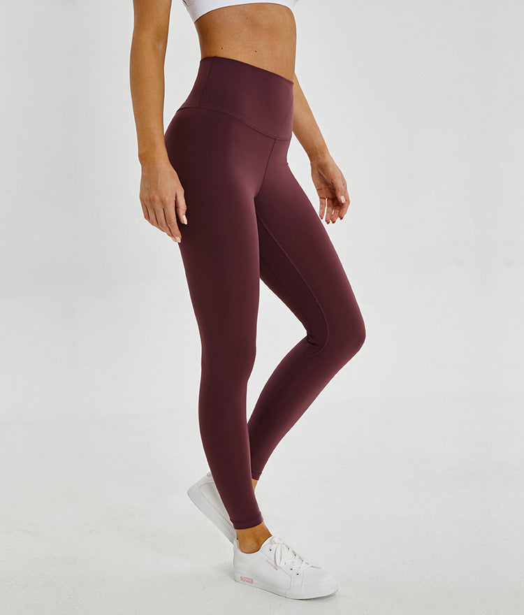 Breeze Stretch High waist Leggings-Leggings-Be More Fitness® Ltd-Be More Fitness® Ltd