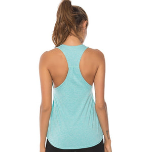 Tri-Blend Flex Tank Top-Tank Top-Be More Fitness® Ltd-Be More Fitness® Ltd