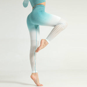 Hollow Leggings-Leggings-Be More Fitness® Ltd-Be More Fitness® Ltd
