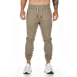 Utility Joggers-Joggers-Be More Fitness® Ltd-Khaki-M-Be More Fitness® Ltd