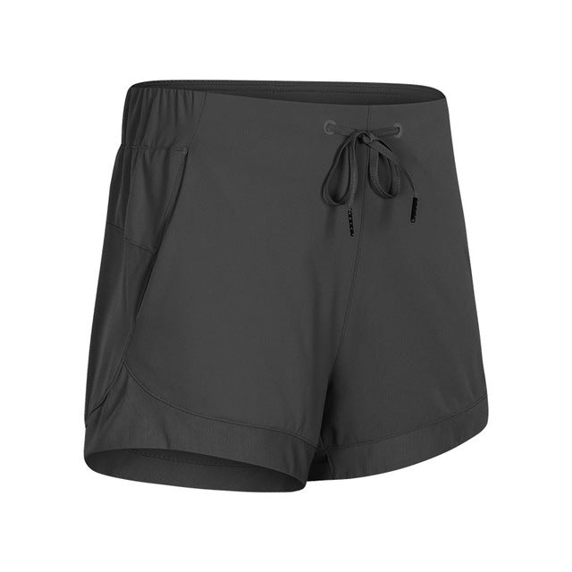 Breeze Loose Fit Shorts-Be More Fitness® Ltd-Black-XS-Be More Fitness® Ltd