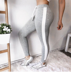 Panel Lounge Joggers-Joggers-Be More Fitness® Ltd-Grey-XL-Be More Fitness® Ltd