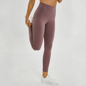 Breeze Stretch High waist Leggings-Leggings-Be More Fitness® Ltd-Feather Ash-XS-Be More Fitness® Ltd