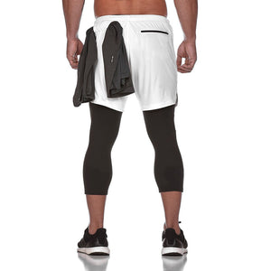Utility Legging Shorts-Shorts-Be More Fitness® Ltd-Be More Fitness® Ltd
