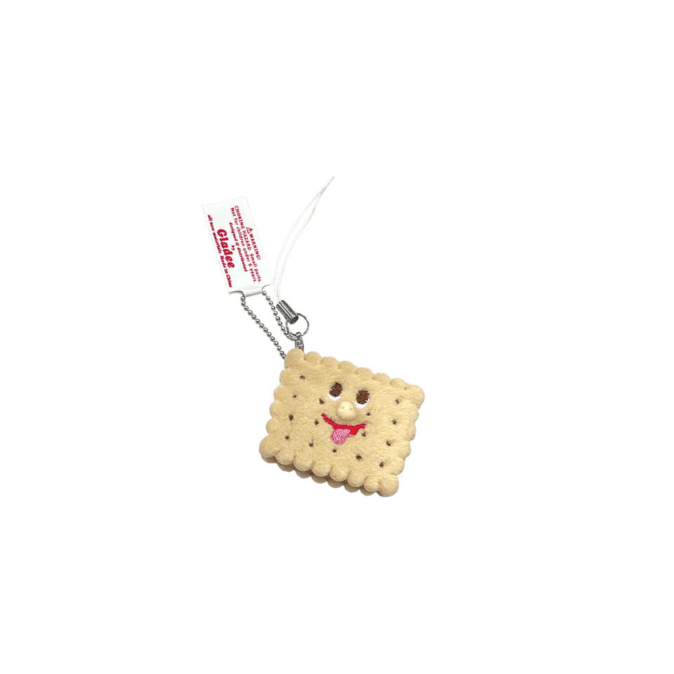 Biscuit Key Holder / Graham Beige