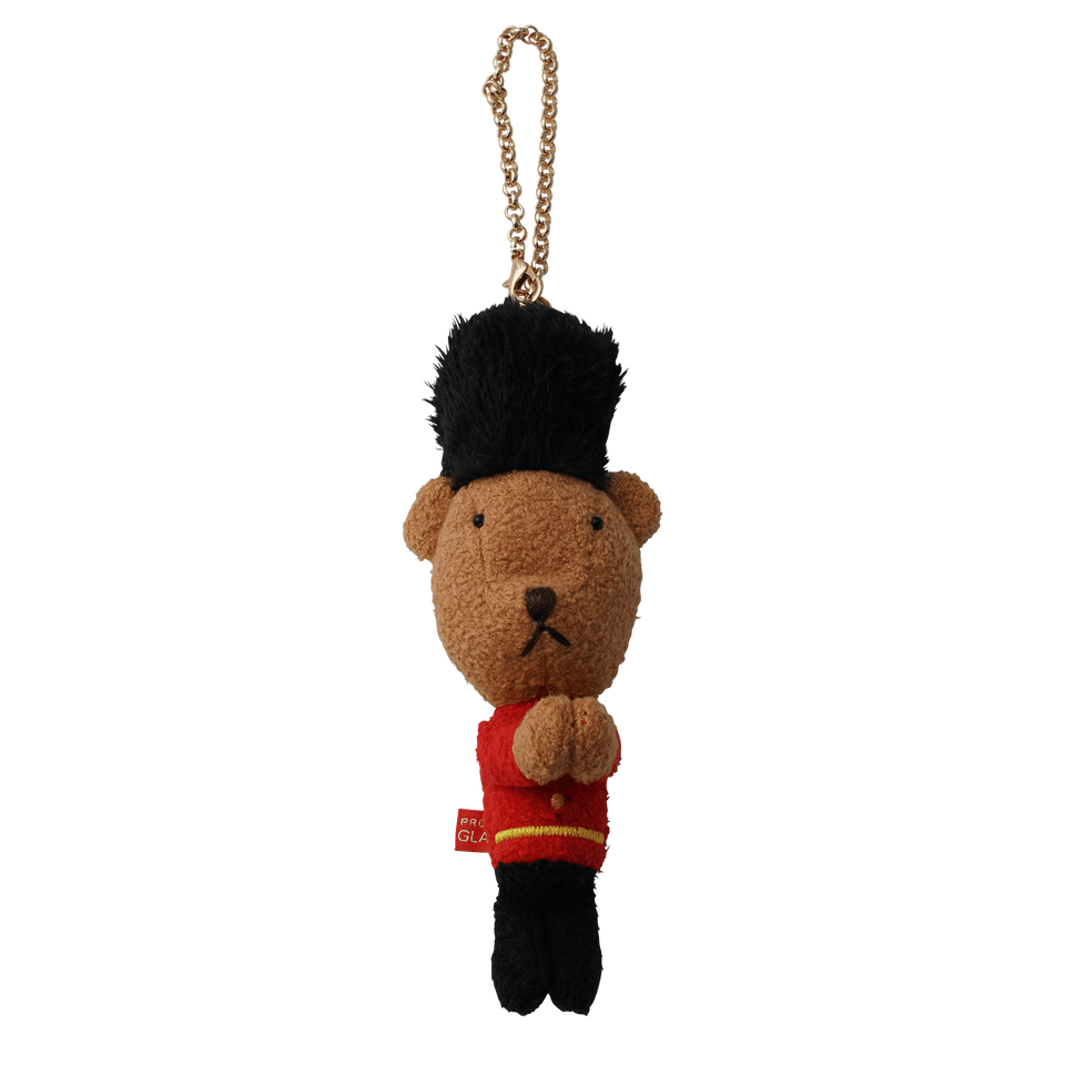Magnet Key Holder / London Bear