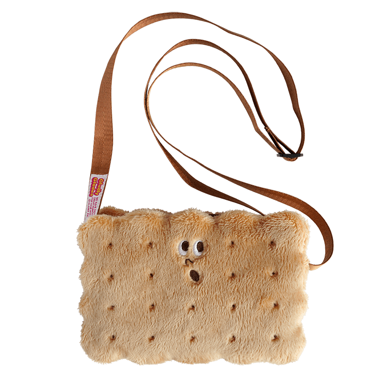 Pouch with Strap / S'more