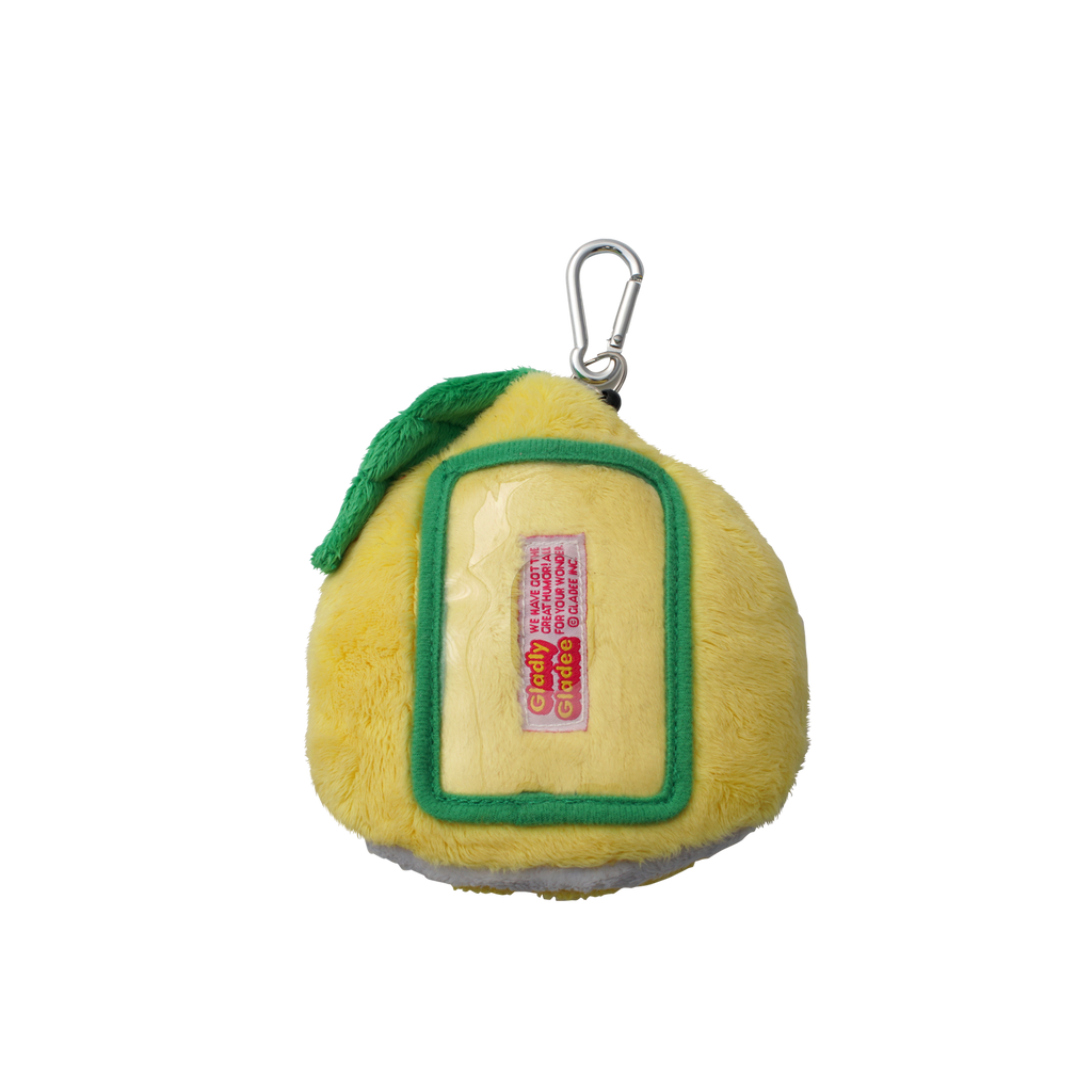 Pass Card Case / Lemon