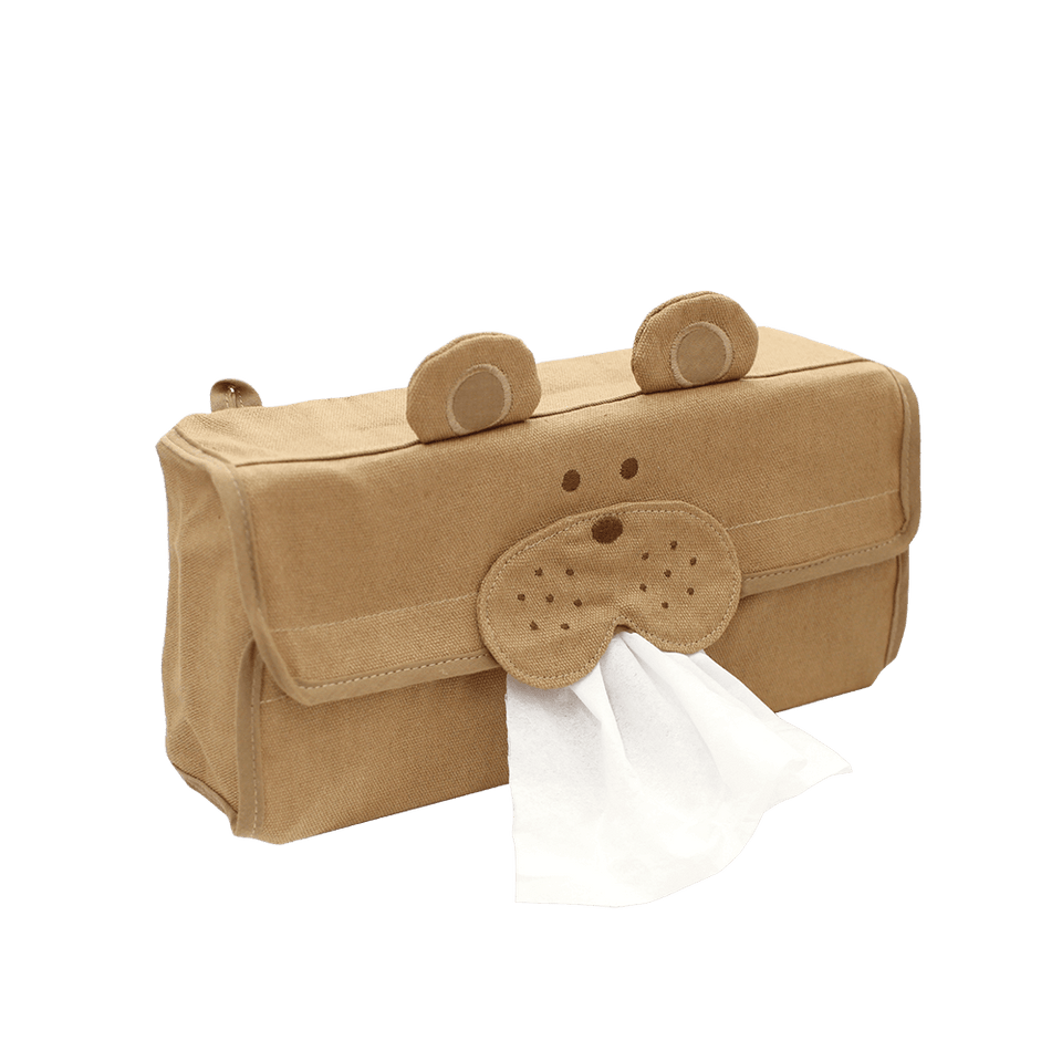 Tissue Box Cover / Bear