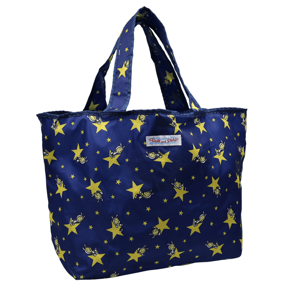 Roll & Snap Tote Bag / USAKUMA STAR