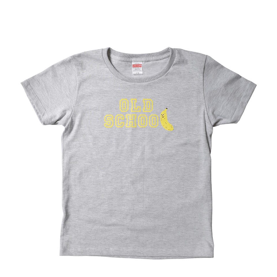 Tee Shirts / Old School Banana
