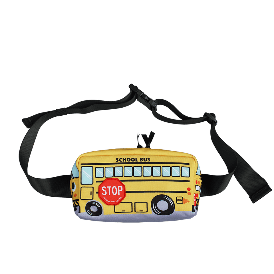 Waist Bags / School Bus (Polyester Canvas)