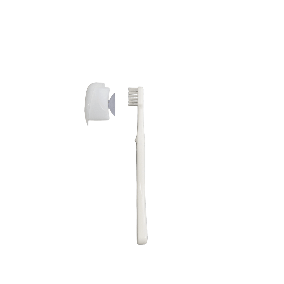 Toothbrush with cap / Good