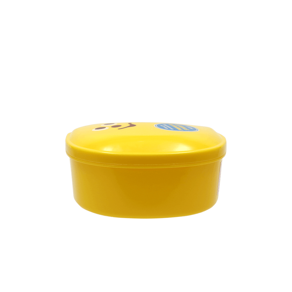 Banana Shape Dessert Case (Liquid-tight seal container)