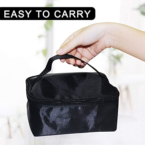 Portable Carry Bag,Storage Travel Case for Upper Arm Blood Pressure Monitor
