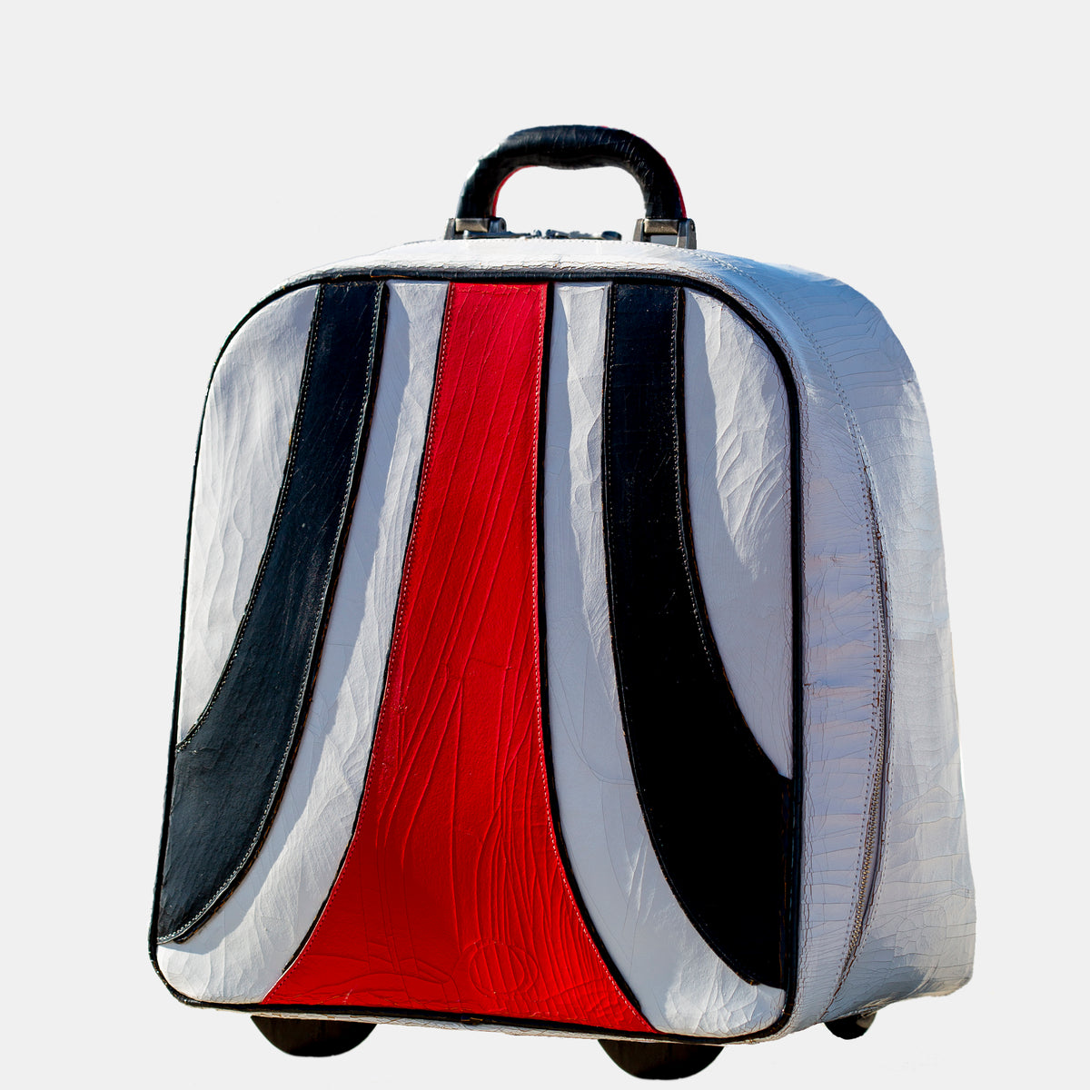 Bedford Bowler Rolling Luggage