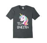Unicorn Queens are Born In March T-Shirt