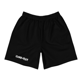 Scribble Logo Shorts