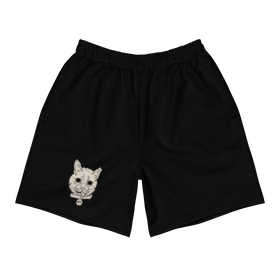 Moggy Shorts Black