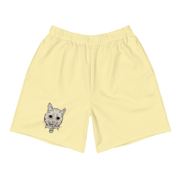 Moggy Shorts Yellow