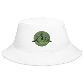 VisualEyez Kiwi bucket hat