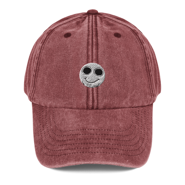 Smilez Vintage Hat