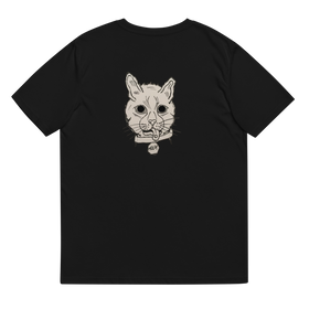 Moggy Tee V1 Black