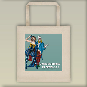 Tote Bag Belle Epoque du Cirque