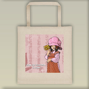 Tote bag Confiserie