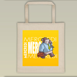 Tote Bag du Mercredi