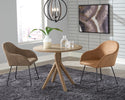 Urban Wood Dining Table