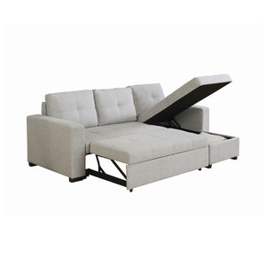 Reversible L Sleeper Sofa